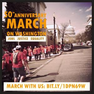 50 Anniversary - March on Washington
